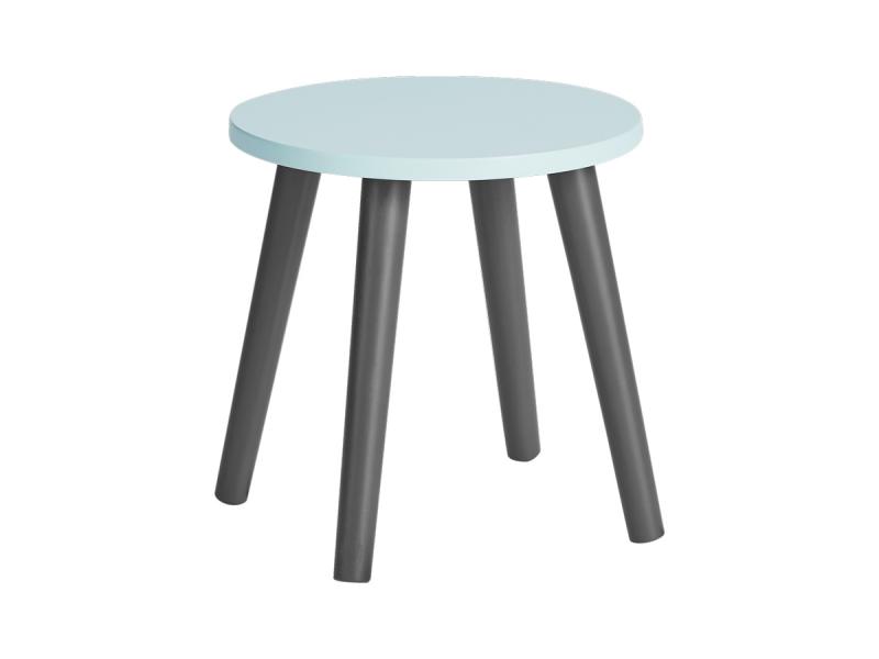 DONE BY DEER Dětská stolička - modrá