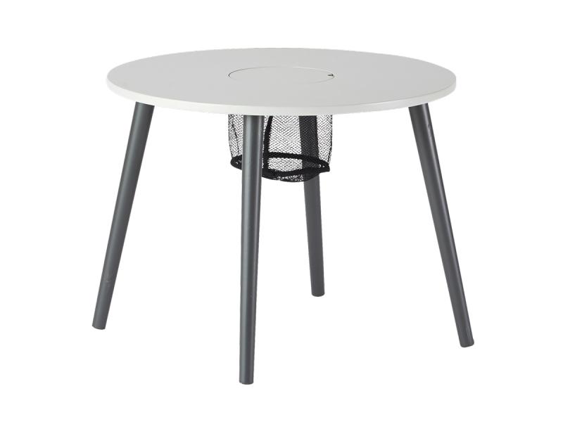DONE BY DEER Dětský stůl - šedý