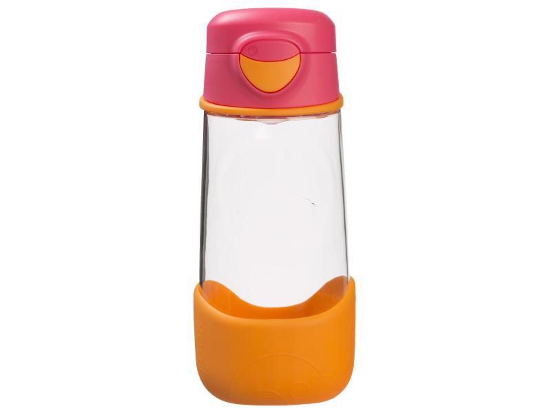 Sport láhev na pití - růžová 1