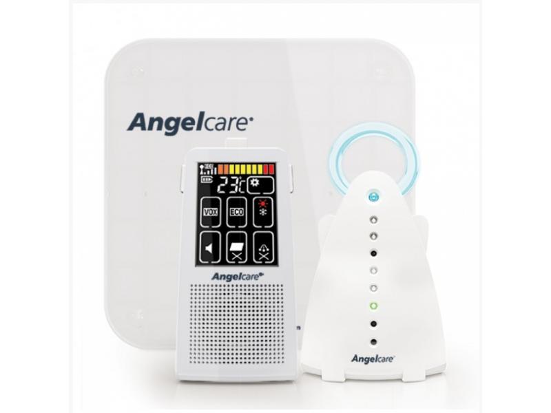 Angelcare AC701 Monitor pohybů s chůvičkou 2-Way FHSS, 2 desky, (2v1)
