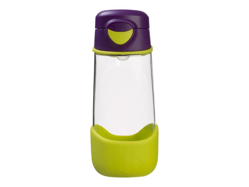 Sport láhev na pití - fialová 1