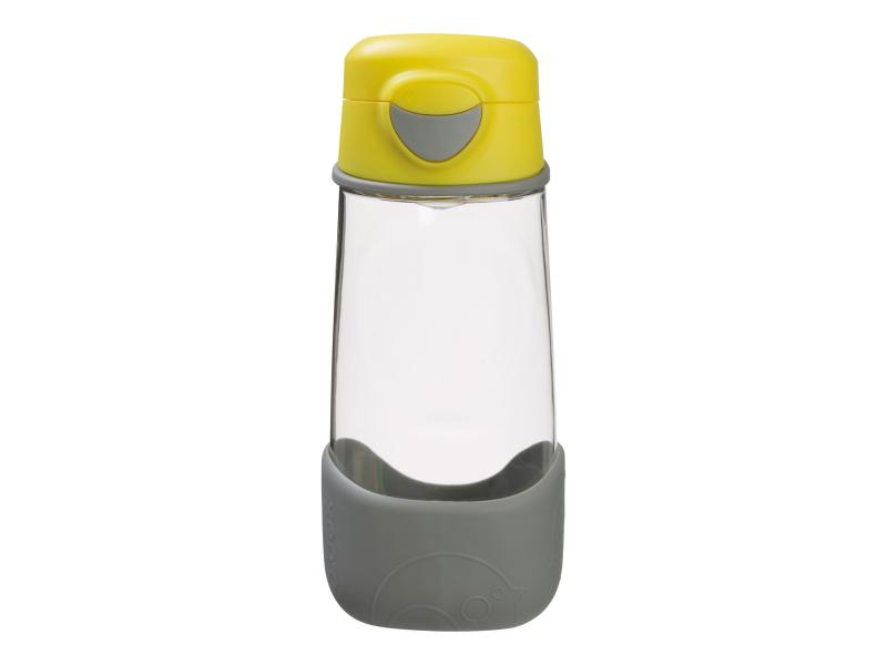 Sport láhev na pití - žlutá 1