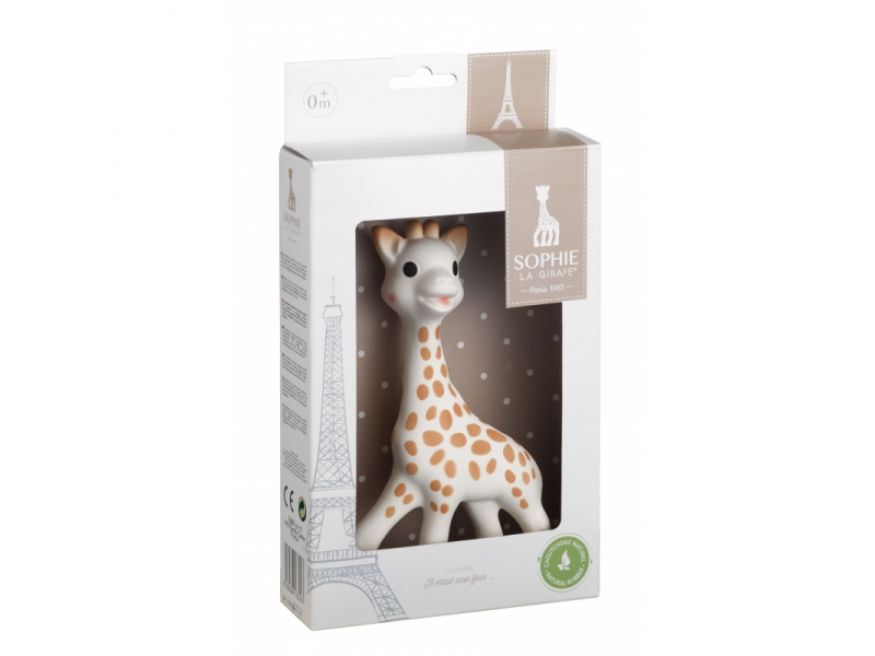 Žirafa Sophie (dárkový box) 1
