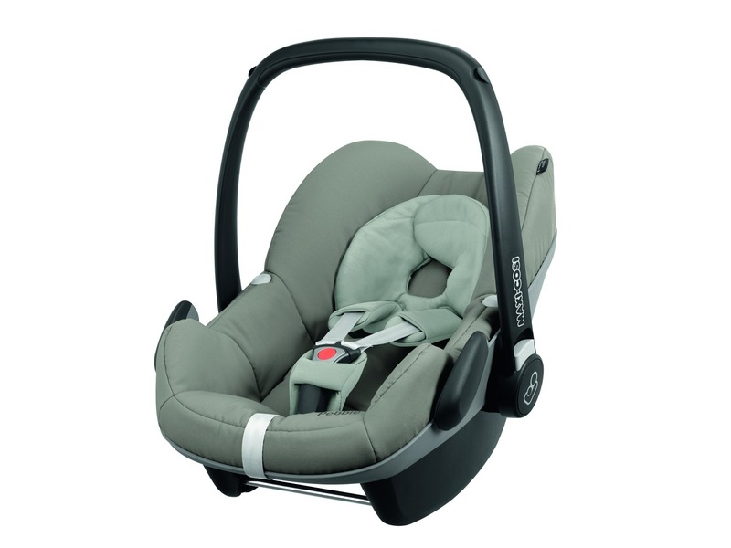 Maxi-Cosi Autosedačka Pebble_Grey gravel