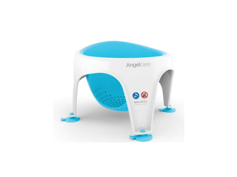 Angelcare Koupací sedák - Bath Support Seat - aqua modrá