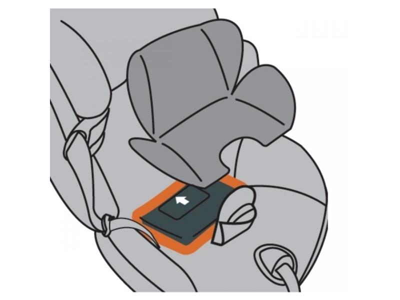 BeSafe Cushion Přídavná Vložka