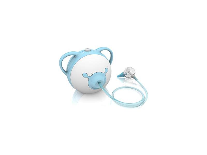 Nosiboo Pro Nasal Aspirator - odsávačka nosní motorová - modrá 1