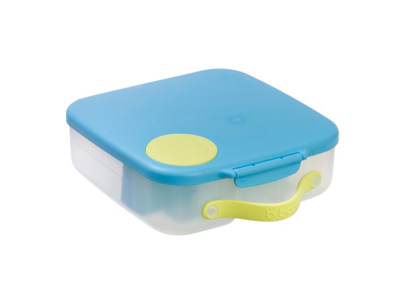 Svačinový box - modrý 1