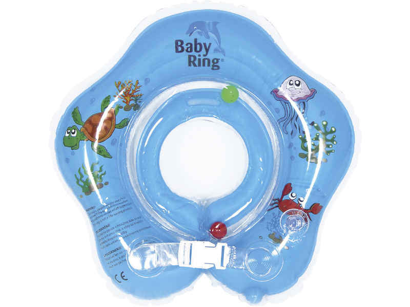 Baby ring 3-36 měs. modrá 1