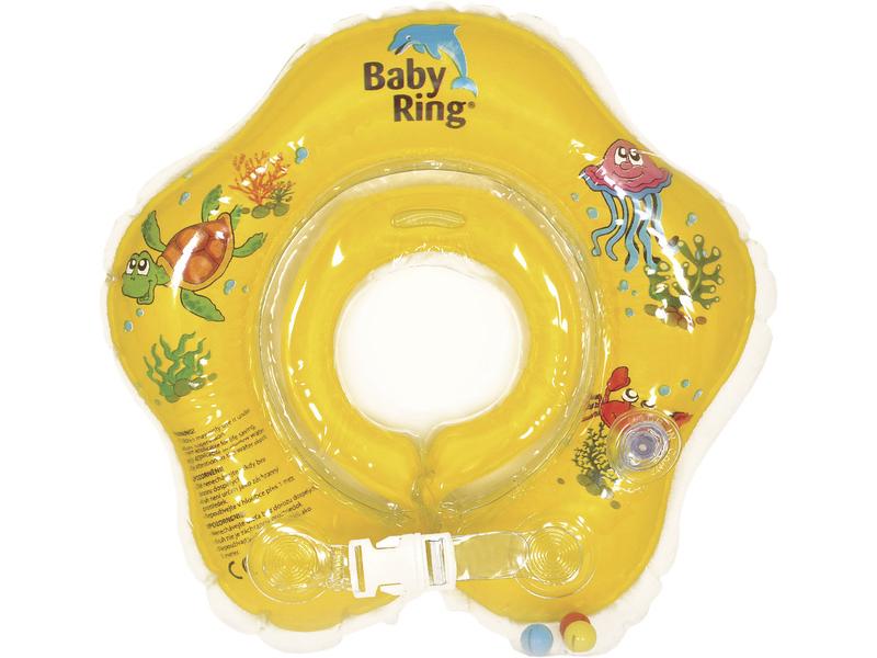 Baby ring 0.24 měs. žlutá 1