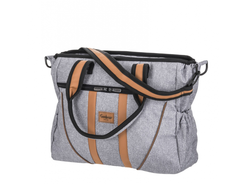 Changing bag SPORT 2020 outdoor grey 49913 1