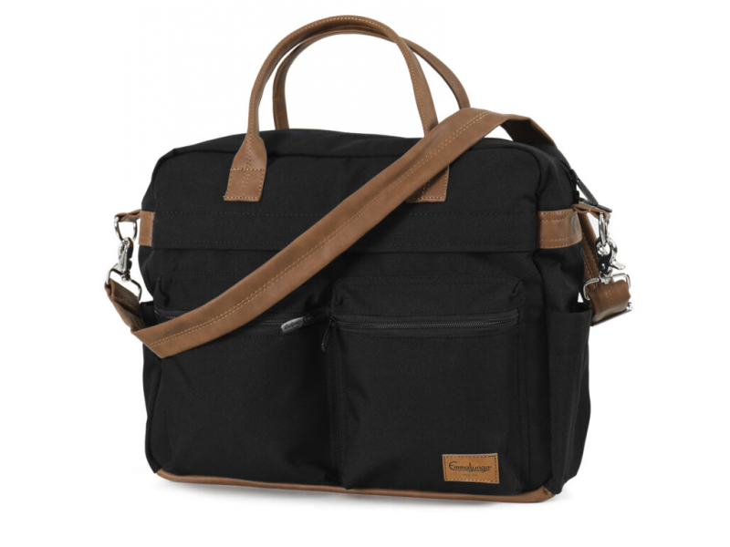 Changing bag TRAVEL 2020 outdoor black 45006 1