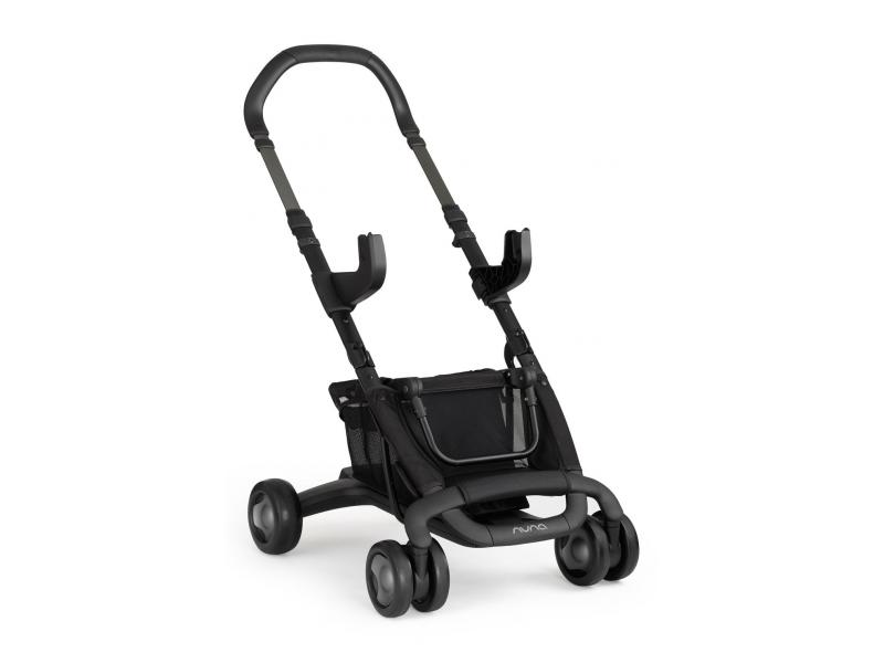 Nuna Car Seat Adaptors Licorice Adapter Pepp