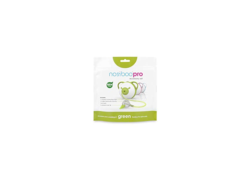 Angelcare Nosiboo Pro Accessory Set - zelená, nové balení