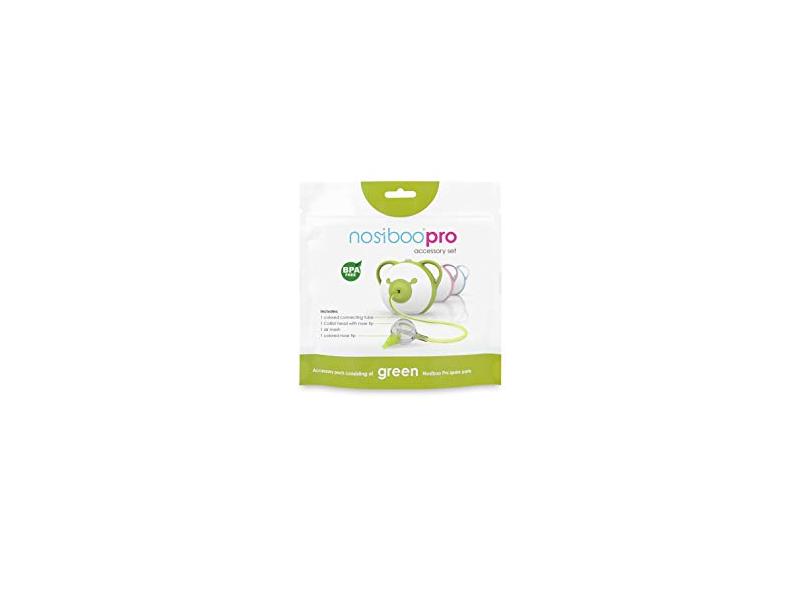Angelcare Nosiboo Pro Accessory Set - zelená