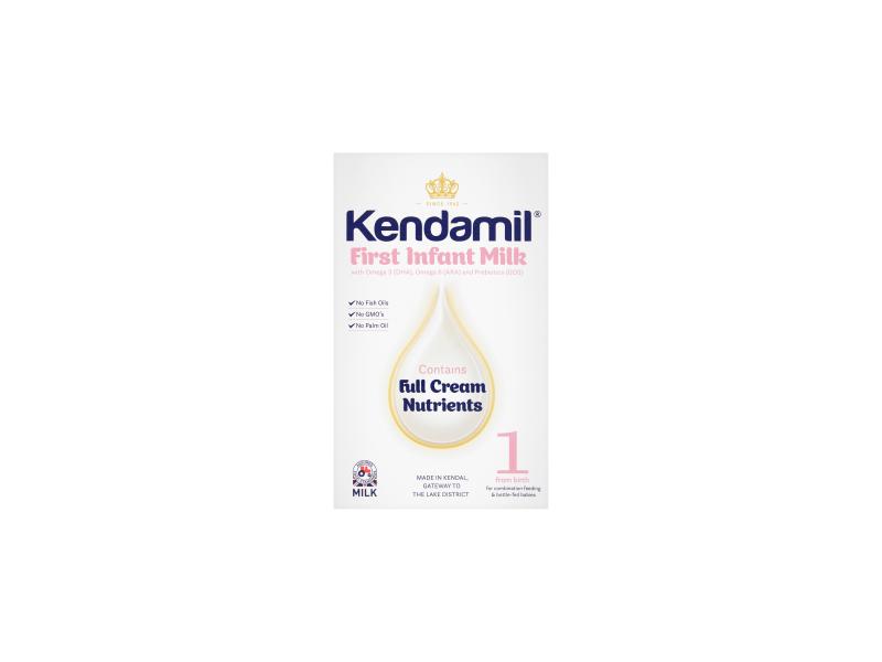 Kendal Nutricare Kendamil kojenecké mléko 1 (150g) Cestovní/testovací balení