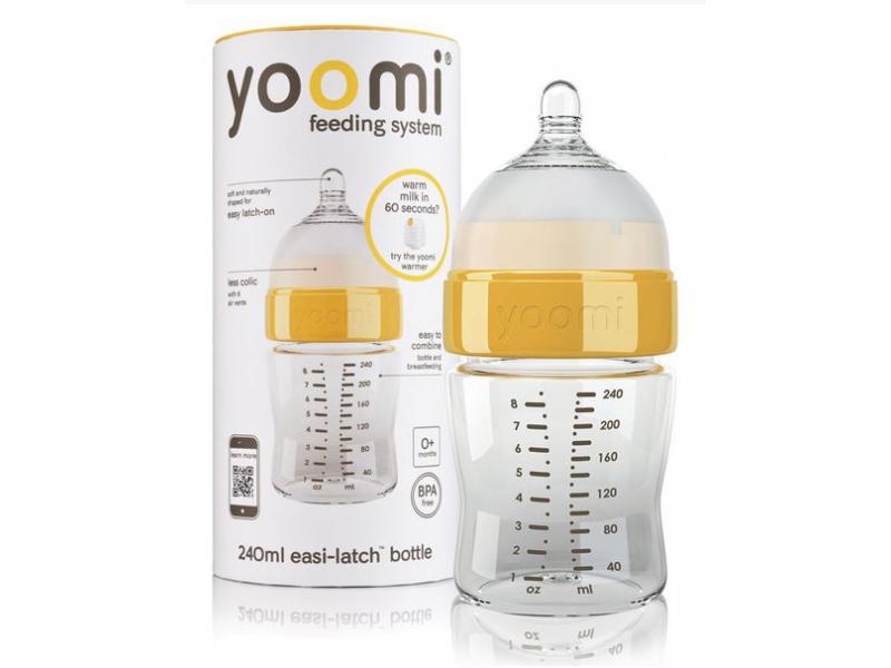 Kojenecká láhev 240 ml - Y18B 1