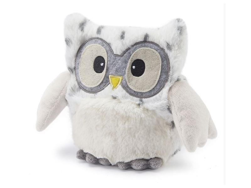 Yoomi Nahřívací plyšová Sova - Plush toy Snowy Owl - YSO