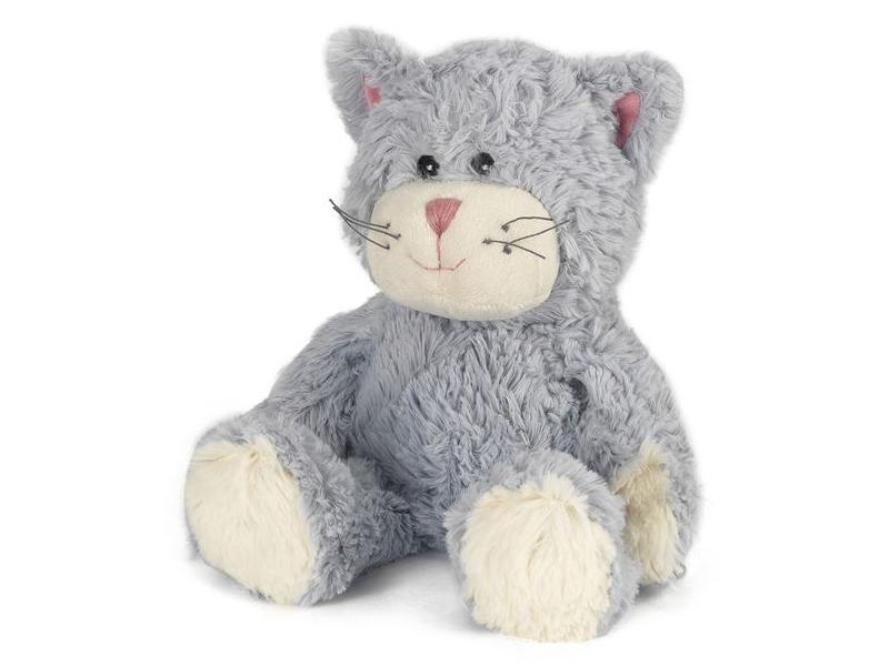 Nahřívací plyšová Kočička - Plush toy Kitty Cat - YKC 1