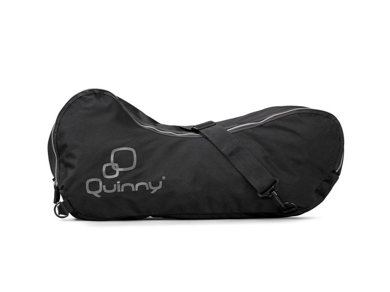 Quinny Zapp travelbag_Black