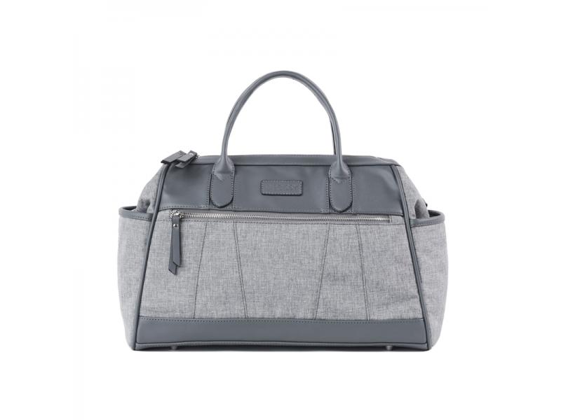 Přebalovací taška na kočárek EMMA, grey 1