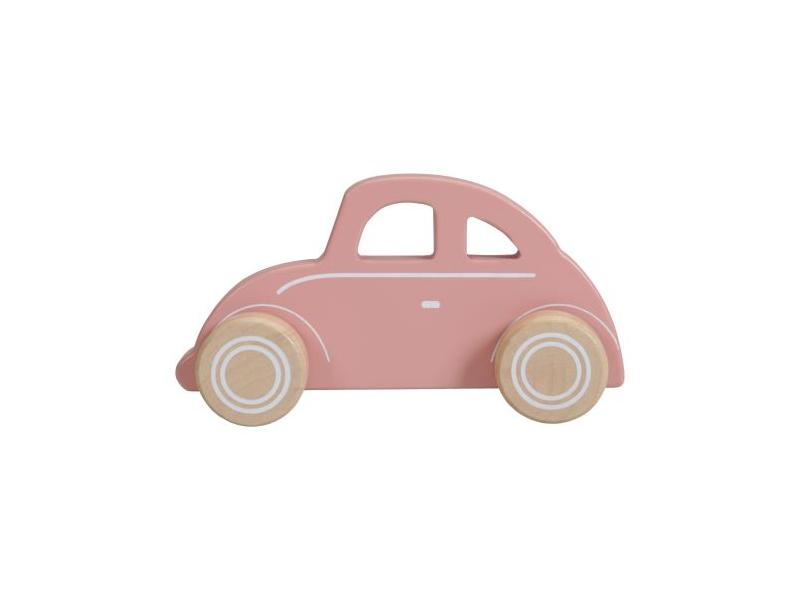 Little Dutch Autíčko brouk pink