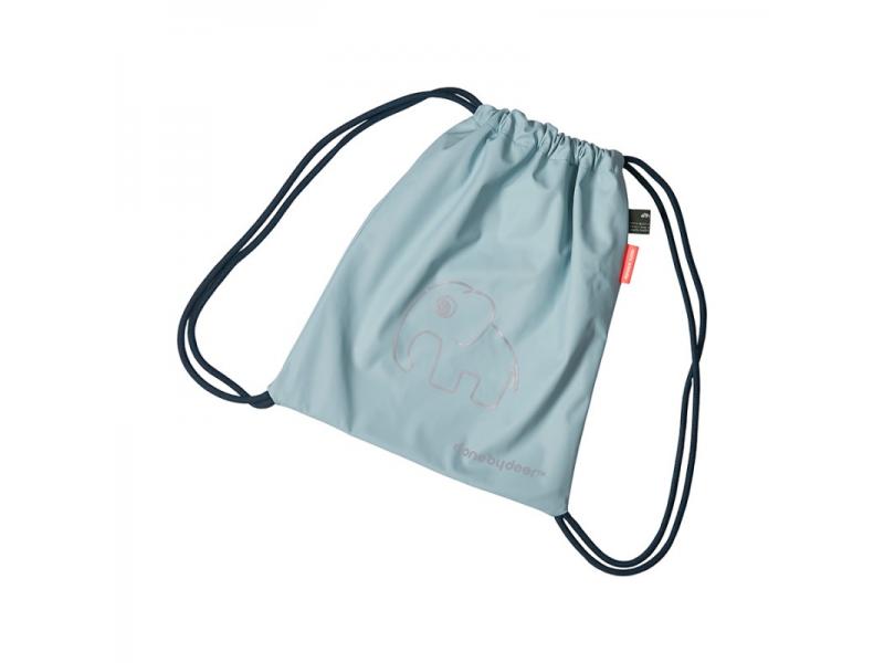 DONE BY DEER Sportovní taška Elphee - modrá