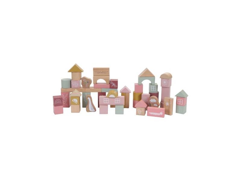 Kostky v tubě pink 1