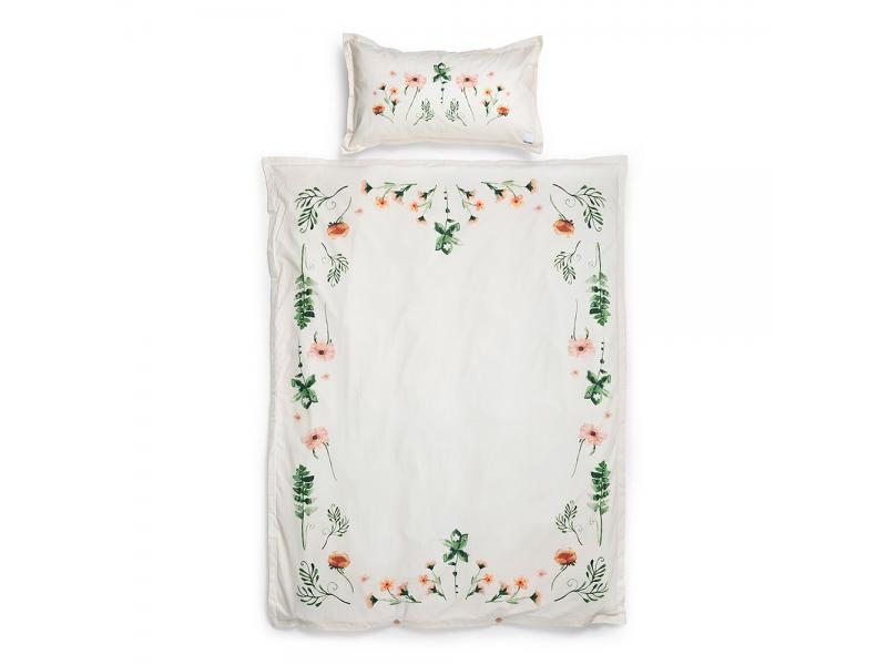 Crib Bedding Set Meadow Flower 1