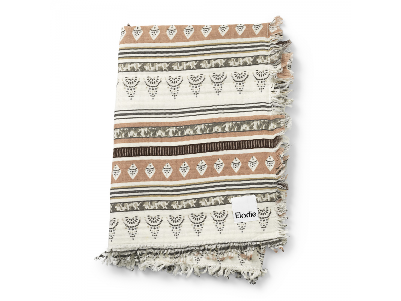 Elodie Details Bavlněná deka Desert Weaves