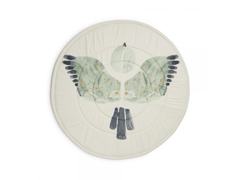 Hrací podložka Watercolor wings 2019 1