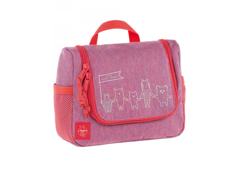 Lässig Mini Washbag About Friends mélange pink