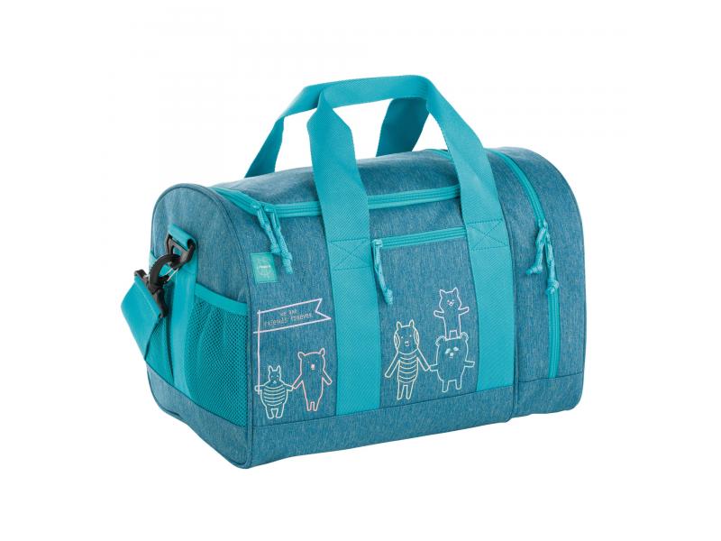 Lässig Mini Sportsbag About Friends mélange blue