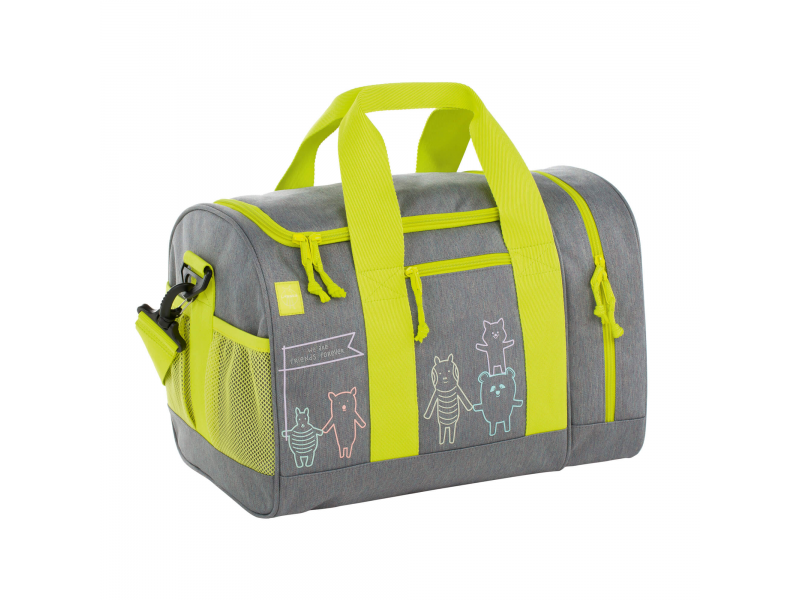Lässig Mini Sportsbag About Friends mélange grey
