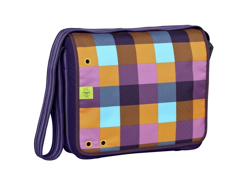 Lässig 4teens Messenger Bag Big 2015 empire dark purple