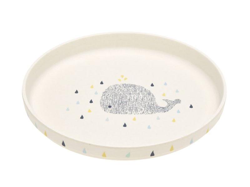 Talířek Bamboo Little Water Whale 1