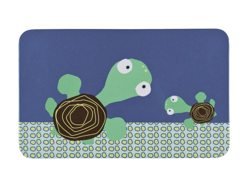Lässig Breakfast Boards 2017 Wildlife turtle