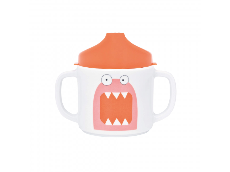 Lässig Cup with Silicone Little Monsters mad mabel