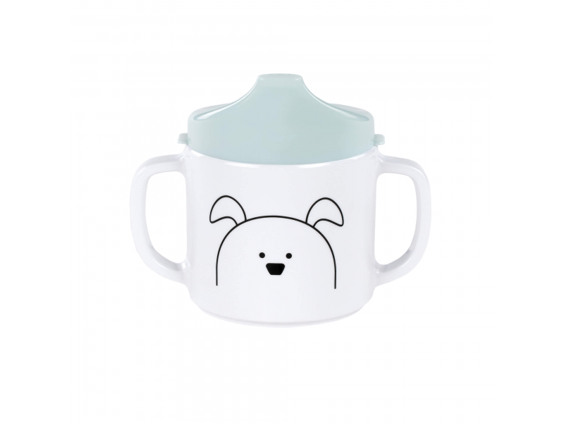 Cup with Silicone Little Chums dog 1