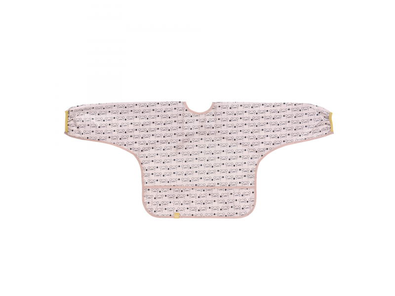 Long sleeve Bib Little Chums mouse 1
