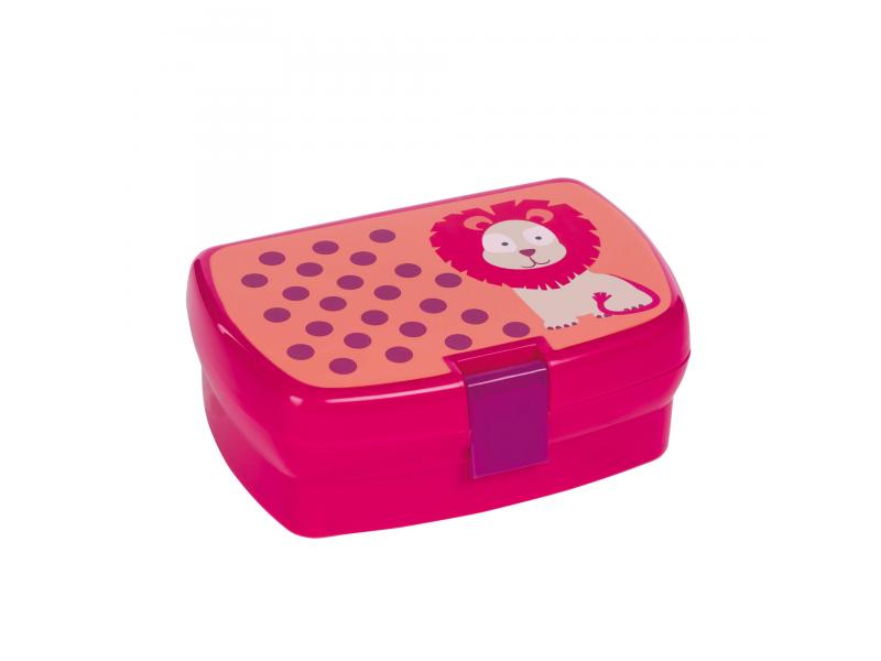 Lässig Lunchbox Wildlife lion