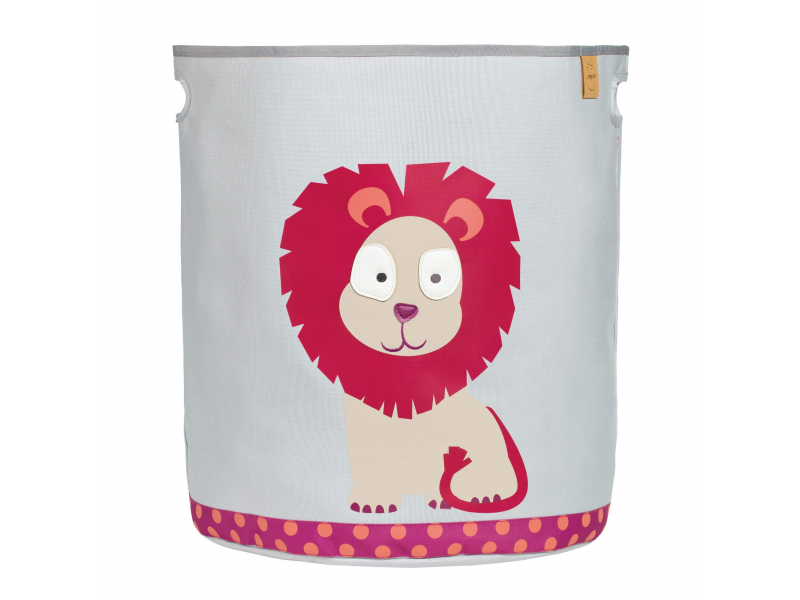 Lässig Toy Basket Wildlife Lion