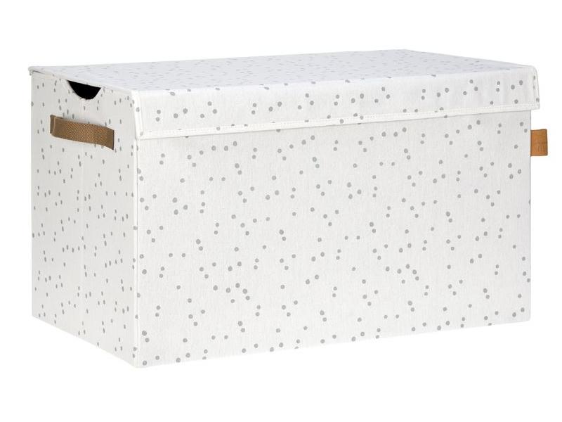 Box na hračky s víkem Allover Speckles 1