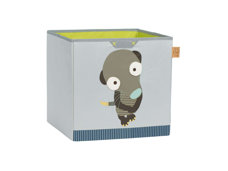 Toy Cube Storage Wildlife Meerkat 1