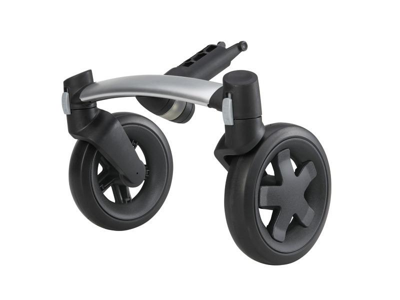 Quinny Buzz front wheel unit_Black
