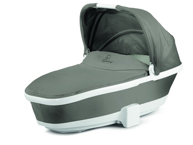 Quinny Foldable carrycot_Grey gravel