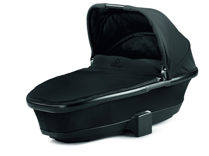 Quinny Foldable carrycot_Black devotion