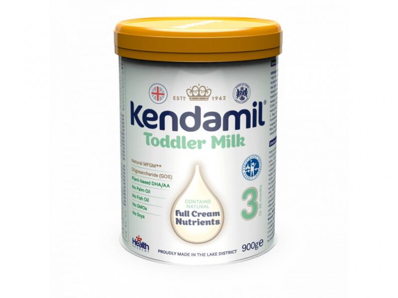 KENDAMIL batolecí mléko 3 (900 g) DHA+ 1