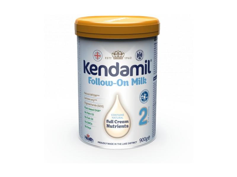 KENDAMIL pokračovací mléko 2 (900 g) DHA+ 1