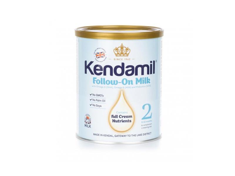 Kendal Nutricare KENDAMIL Pokračovací mléko 2 (400g) NOVÁ RECEPTURA